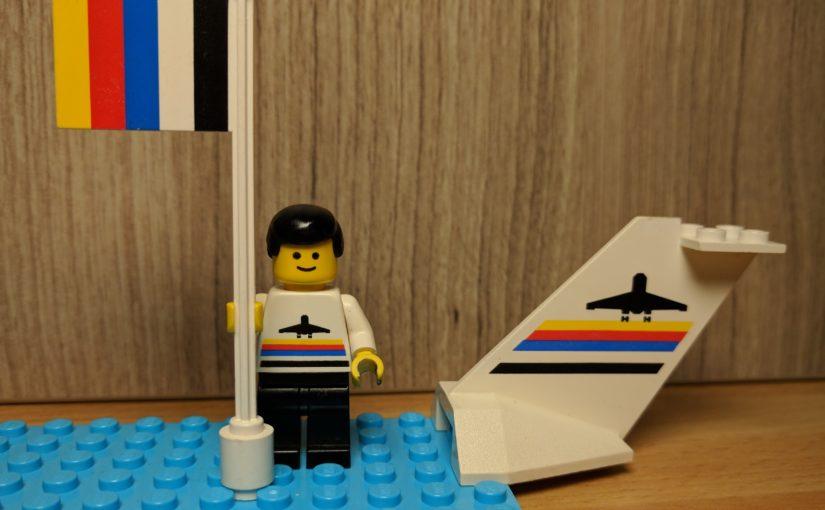 I cinque colori classici LEGO®