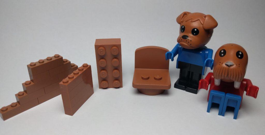 Mattoncini Brick Red.