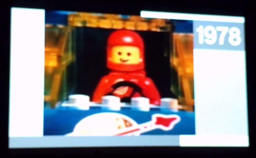Filmato Classic Space alla LEGO® House