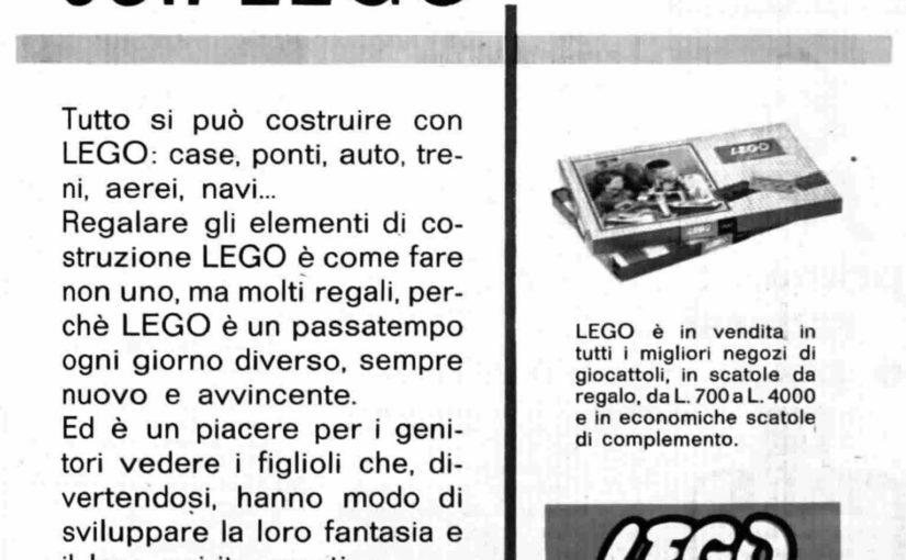 Dettaglio pubblicità Radiocorriere TV n. 43, 1963