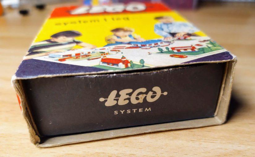 Set promozionale della fabbrica LEGO 1958