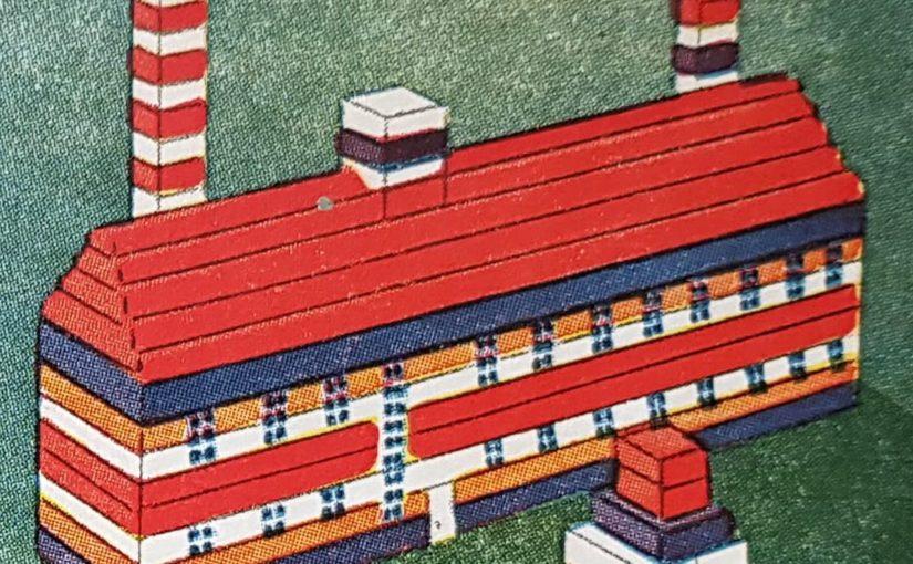 """Il primo modello """"reale"""" LEGO®?"""