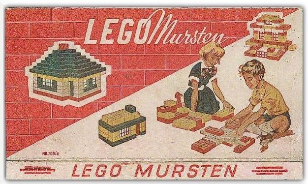 A/S Norske LEGIO – I primi set LEGO in Norvegia